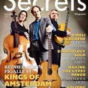 Feature in magazine