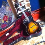 Gypsy Jazz on a Gibson